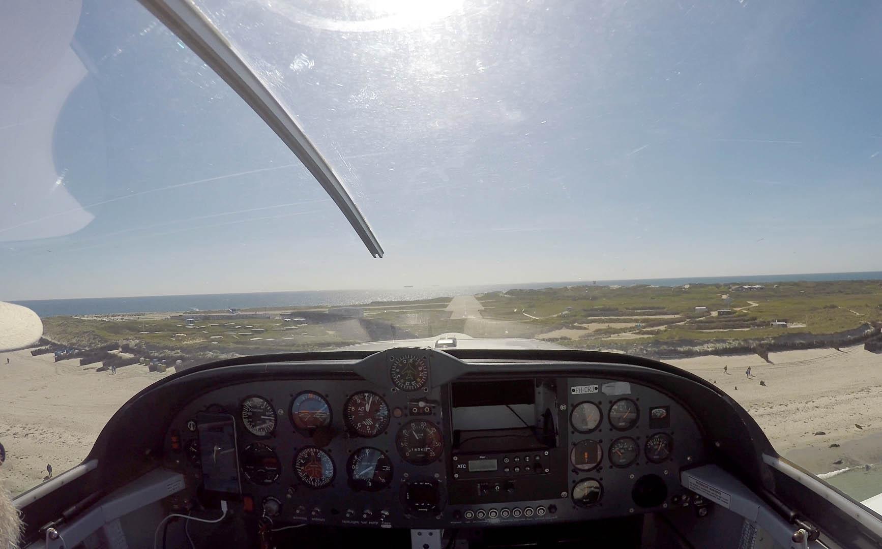 Landung-Helgoland
